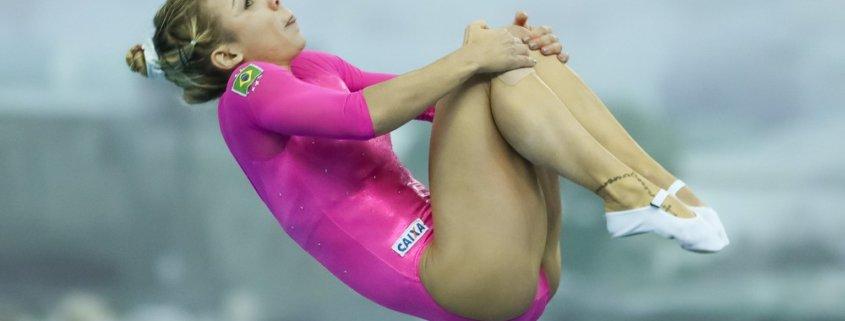 Camilla Gomes ainda tem chances de ir às Olimpíadas