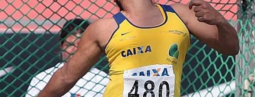 Atleta Fernanda Borges, lançamento do disco